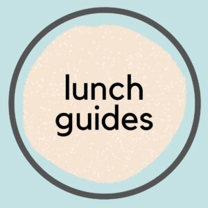 Vegan Lunch Guides