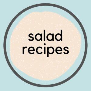 Easy Vegan Salad Recipes