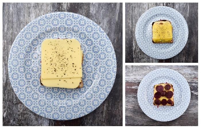 Vegan Reuben Sandwich - Step 2